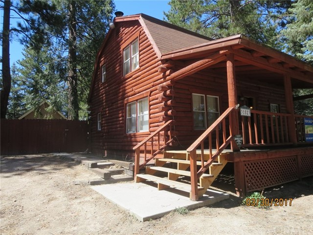 31523 Hilltop Drive Running Springs Area, CA 92382 is listed for sale as MLS Listing IV17075598