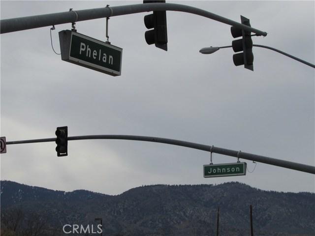 0 Phelan Road Phelan, CA 92371 - MLS #: IV17118359