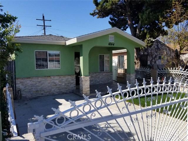 4244 Agnes Avenue Lynwood, CA 90262 - MLS #: DW18166650