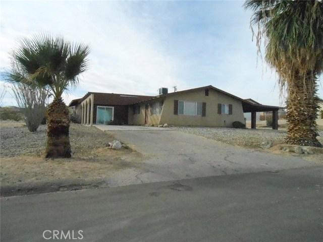 73881 Siesta Drive, 29 Palms, CA, 92277