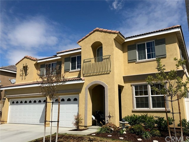 26820 Sugarite Canyon Drive Moreno Valley, CA 92555 is listed for sale as MLS Listing IV18092913