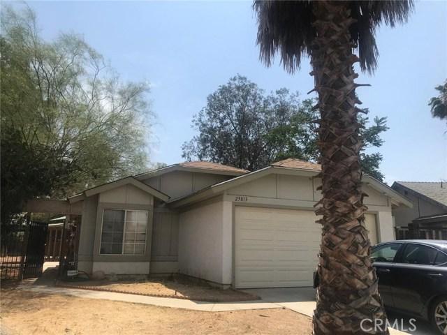 25813 Parsley Avenue Moreno Valley, CA 92553 - MLS #: PW18173701