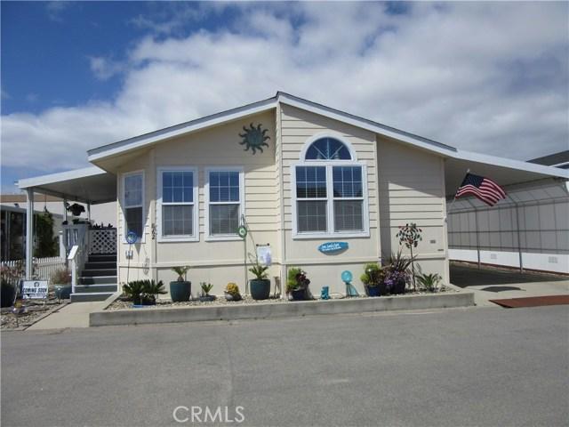 201 Five Cities Drive 62, Pismo Beach, CA 93449