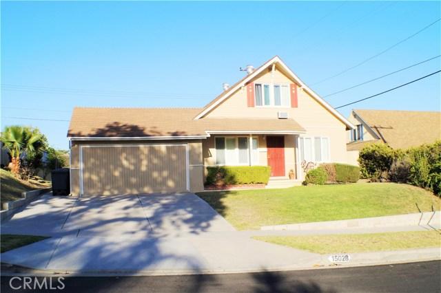 15028 Lofthill Drive La Mirada, CA 90638 - MLS #: PW18142006