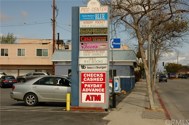 Business Opportunity for Sale at 1709 Pico Boulevard 1709 Pico Boulevard Santa Monica, California 90405 United States