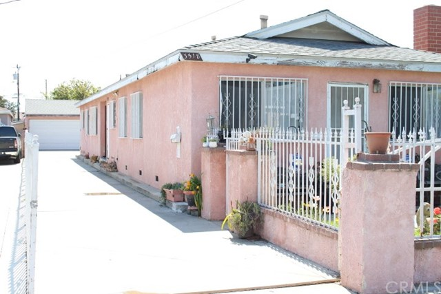 3518 W 112th Street  Inglewood CA 90303