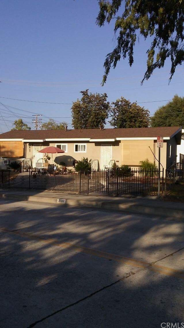 Single Family Home for Sale at 2020 S 6th Street Alhambra, 91803 United States