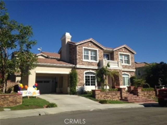 Single Family Home for Sale at 18837 Secretariat Way Yorba Linda, California 92886 United States