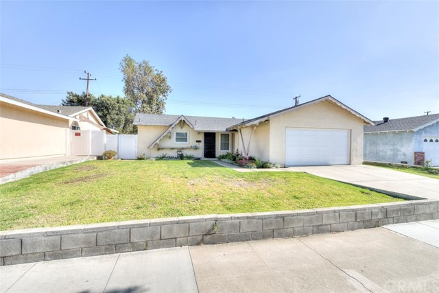 Welcome to your new home at 1930 East Lomita! Centrally located in Orange, this 4-bedroom, 2-bathroom turn-key house features over 1700 square feet of well-appointed living space! The newly-remodeled kitchen features extensive counter space (4 spacious workstations!), highlighted by beautiful Quartz countertops. The kitchen also has new Hickory cabinetry, recessed lighting, a double-oven, & a charming breakfast nook. From the kitchen, flow into the formal dining room & living room, which have a ceiling fan & LED lighting. The family room, a permitted 400 sq ft addition, has a large brick fireplace with built-ins, & backyard access. This multi-functional space is currently set up as home office, TV room, & sitting room. A private hallway leads to the 4 bedrooms and 2 bathrooms, and features multiple storage closets! Each bedroom has its own ceiling fan. All living space (except kitchens/bathrooms) feature new engineered-wood flooring (no carpet at all)! The backyard has a warm fire-pit, patio, flower beds, and a large shed. It also has new vinyl fencing on one side, with block wall in the back.  New Central AC, double-pane vinyl windows, newer furnace, newer roof, copper plumbing, whole house fan, new attic insulation, and an attached 2-car garage round out the features of this wonderful home! Just minutes to the charming Old Towne Orange Plaza, UCI Medical Center, The Outlets of Orange, and Chapman University. Easy access to 55, 22, 5, 57, and 91 freeways.