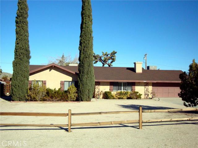 57886 Juarez Drive Yucca Valley CA  92284