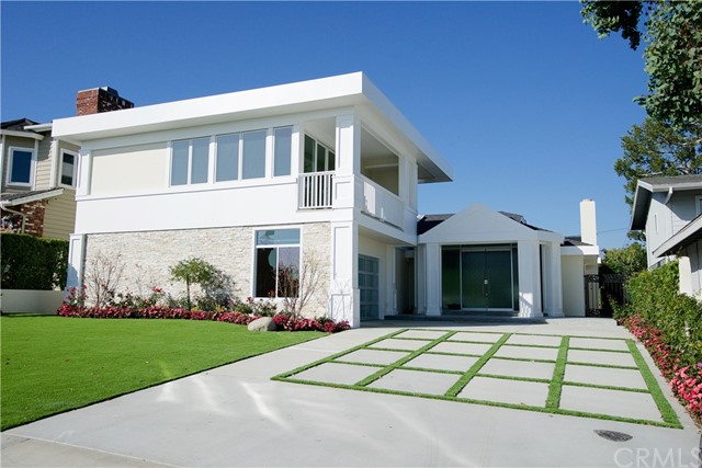 Single Family Home for Sale at 510 Kings Road Newport Beach, California 92663 United States