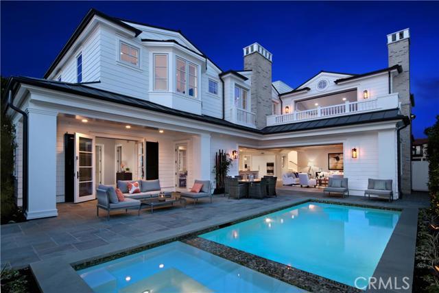 Single Family Home for Sale at 231 Driftwood Corona Del Mar, California 92625 United States