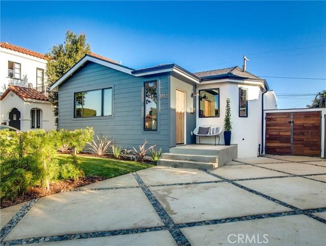 1142 Grant Avenue  Venice CA 90291