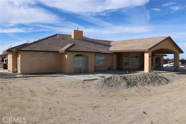 11624 Mountain Road Pinon Hills CA 92372