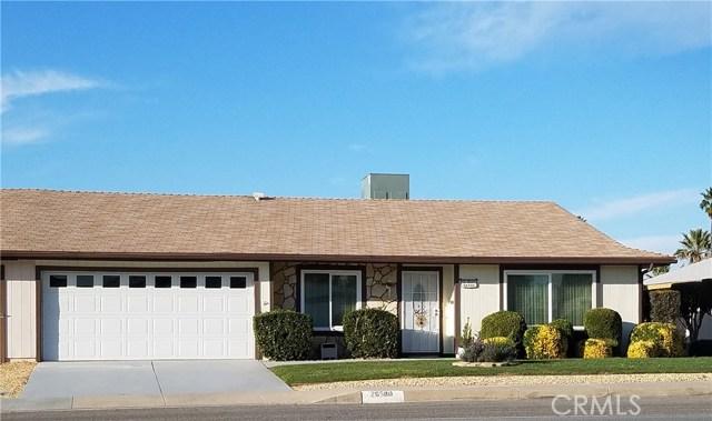 Condominium for Sale at 26580 Mccall Boulevard Sun City, California 92586 United States