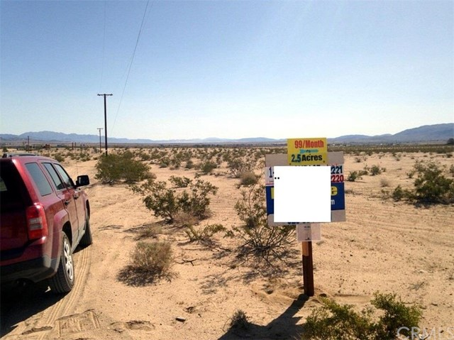 Single Family for Sale at 71241 Valle Vista Road 29 Palms, California 92277 United States