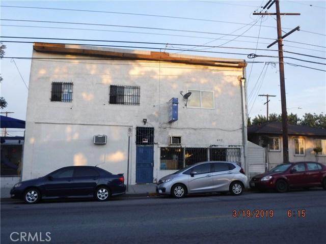 807 Euclid Av, Los Angeles, CA 90023 Photo 0