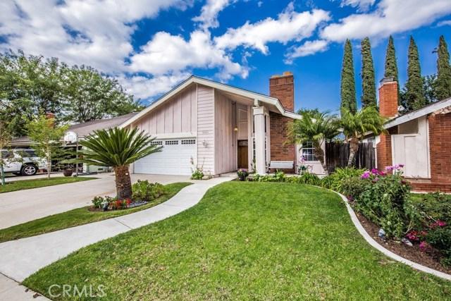 5923 E Calle Cedro  Anaheim Hills CA 92807