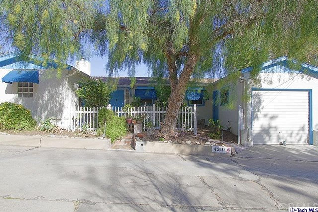 Single Family Home for Sale at 4310 Glenmuir Avenue Los Angeles, California 90065 United States