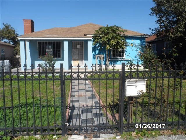 1019 E Palmer Street Compton, CA 90221 is listed for sale as MLS Listing SB17017591