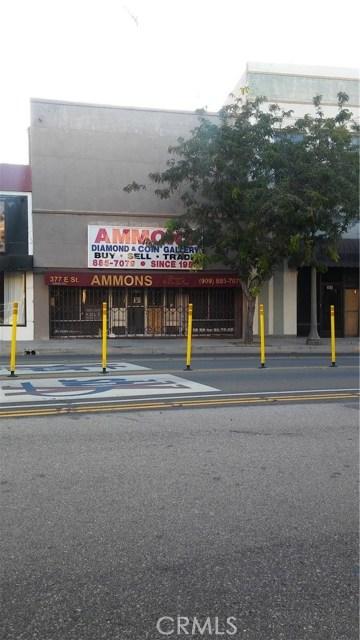 Single Family for Sale at 377 E Street N San Bernardino, California 92401 United States