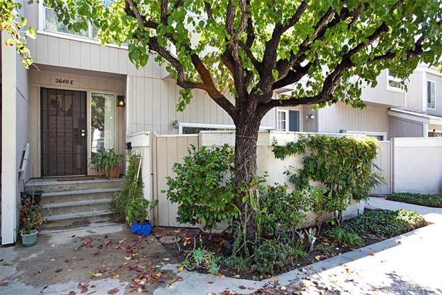 Townhouse for Sale at 2640 West Segerstrom St # E 2640 Segerstrom Santa Ana, California 92704 United States