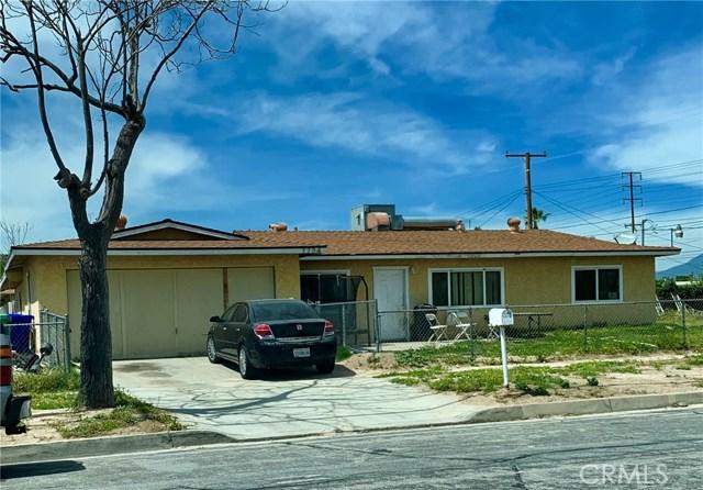 7734 Cunningham Street, Highland, CA, 92346