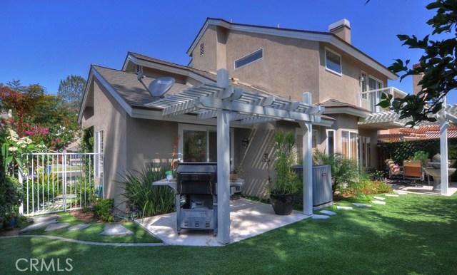 12 Briarglenn Aliso Viejo, CA 92656 - MLS #: OC17174838