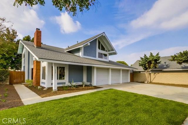 109 Shakespeare Street, Anaheim, California, 92806
