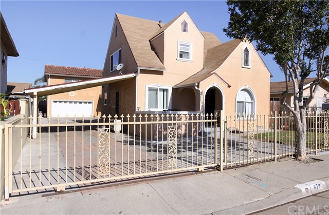 Single Family for Sale at 679 Mcbride Avenue S East Los Angeles, California 90022 United States