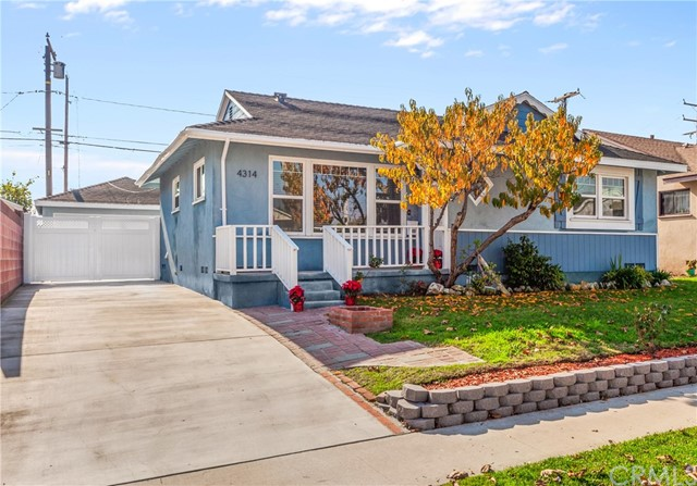 4314  Cathann Street, Torrance in Los Angeles County, CA 90503 Home for Sale