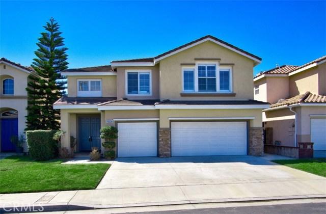 Single Family Home for Sale at 16326 Eagle Ridge Court La Mirada, California 90638 United States