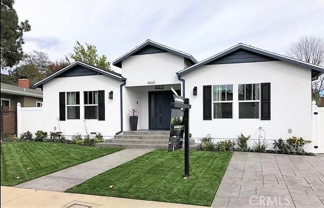 4660 Varna Avenue Sherman Oaks, CA 91423 - MLS #: BB18036142