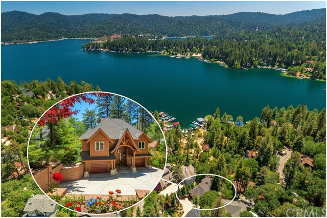 27961 North Shore Road Lake Arrowhead, CA 92352 - MLS #: EV17162331