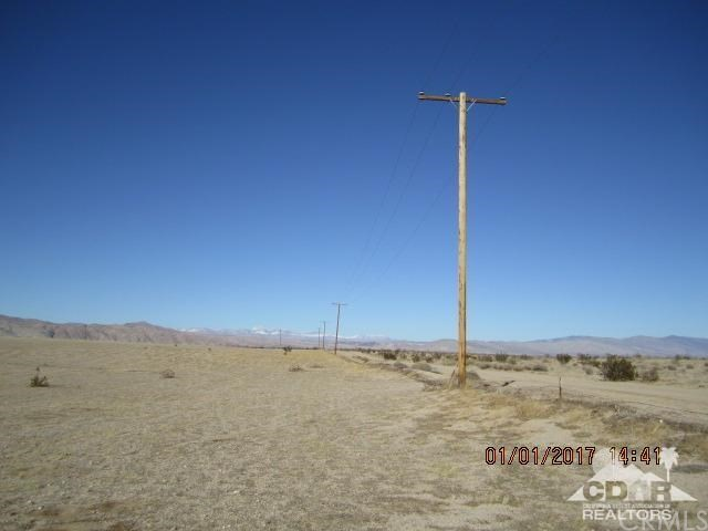 Single Family for Sale at 6000 Phillips Road Mojave, California 93504 United States