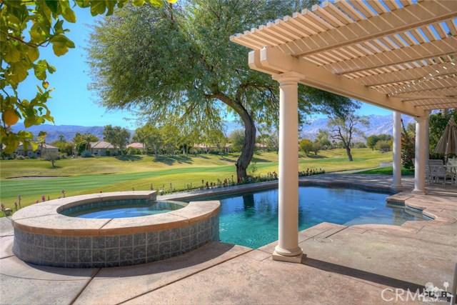 100 Via Bella Rancho Mirage, CA 92270 - MLS #: 218031318DA
