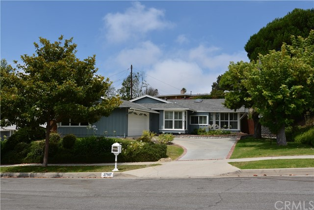 27107 Freeport Road Rancho Palos Verdes, CA 90275 is listed for sale as MLS Listing OC17173580