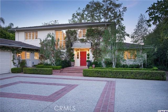 Single Family Home for Sale at 320 San Rafael Avenue N Pasadena, California 91105 United States