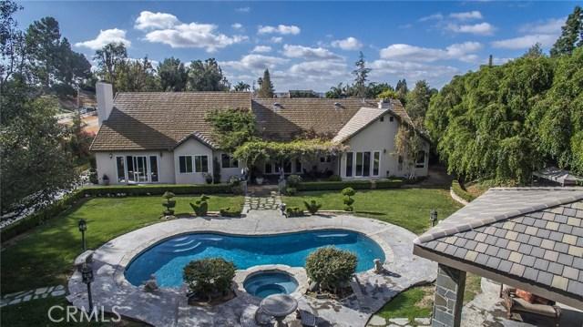 Single Family Home for Sale at 19469 Via Del Caballo Yorba Linda, California 92886 United States