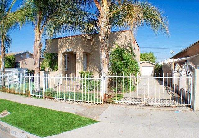 1033 65th Place, Los Angeles, CA, 90044