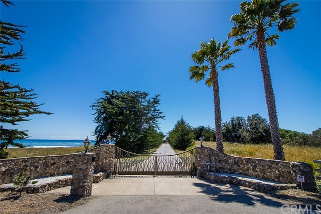8383  Lone Palm Drive, Cambria, California