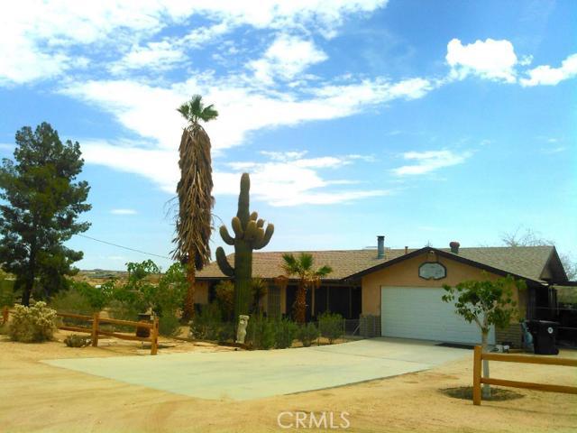 3989 Stonehill Avenue, Joshua Tree CA 92252