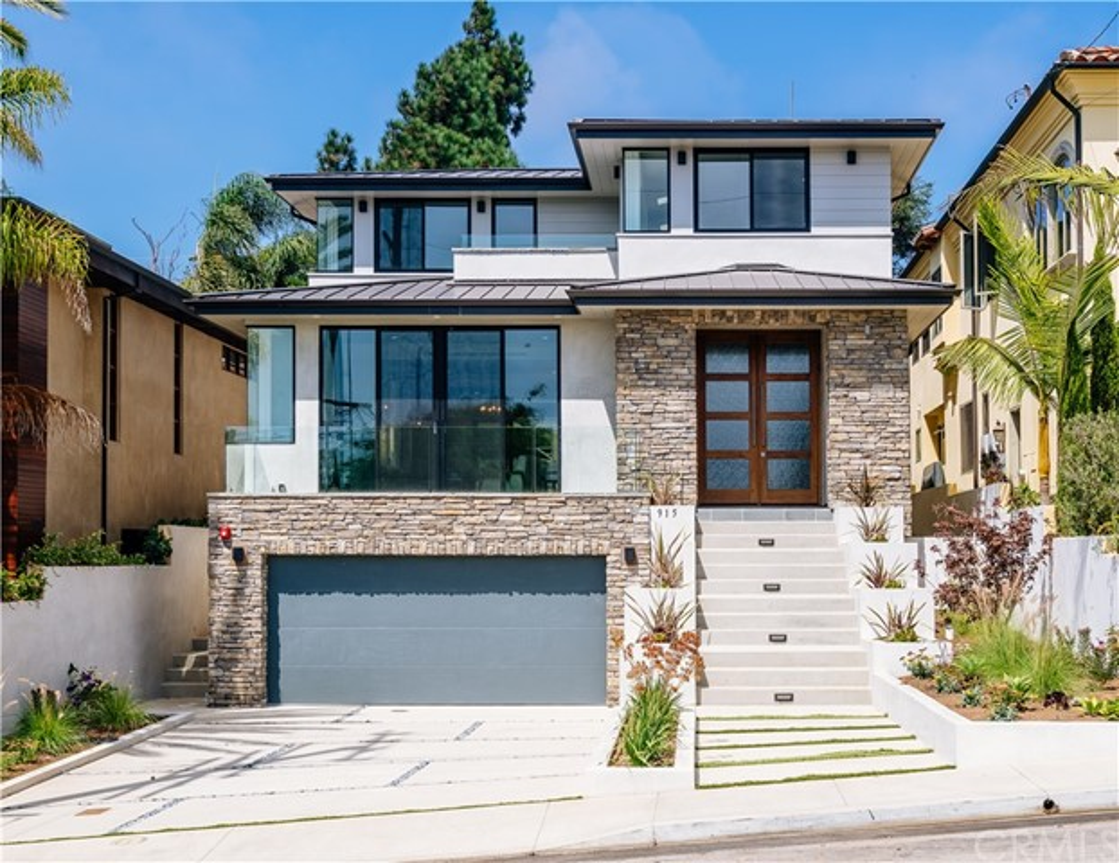Casa Unifamiliar por un Venta en 915 Duncan Avenue 915 Duncan Avenue Manhattan Beach, California,90266 Estados Unidos