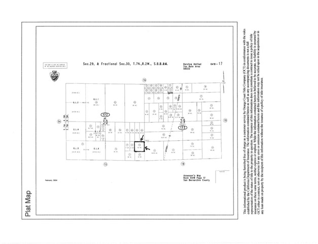 Detail Gallery Image 1 of 3 For 0 Stoddard Wells, Apple Valley,  CA 00000 - – Beds | – Baths