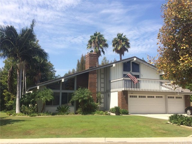 Single Family Home for Sale at 9201 Aubrey St Villa Park, California 92861 United States
