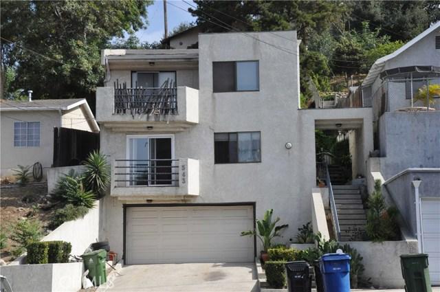 543 S Avenue 60, Los Angeles CA 90042