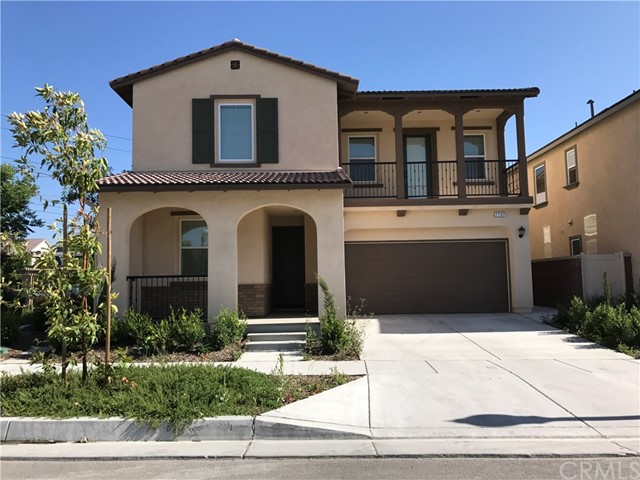 Single Family Home for Rent at 7797 Meridian Street Chino, California 91708 United States