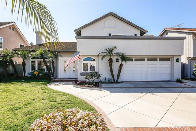 Single Family Home for Sale at 4366 Avenida Carmel Cypress, California 90630 United States
