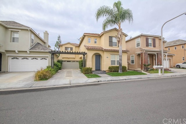 Single Family Home for Sale at 649 Craftsman Circle Brea, California 92821 United States