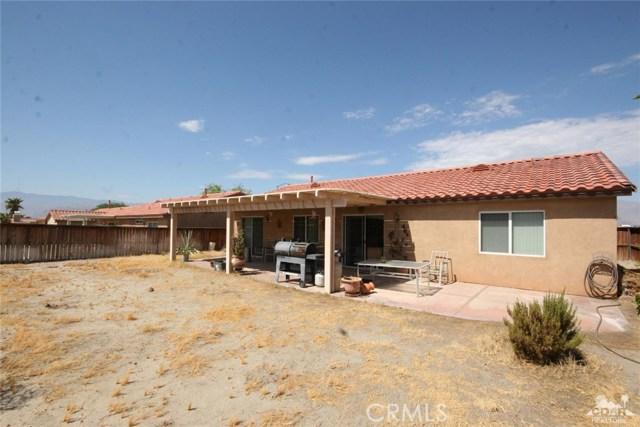 30758 Robert Road Thousand Palms, CA 92276 - MLS #: 217020678DA